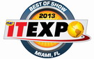 ITEXPO Best of Show Award 2013